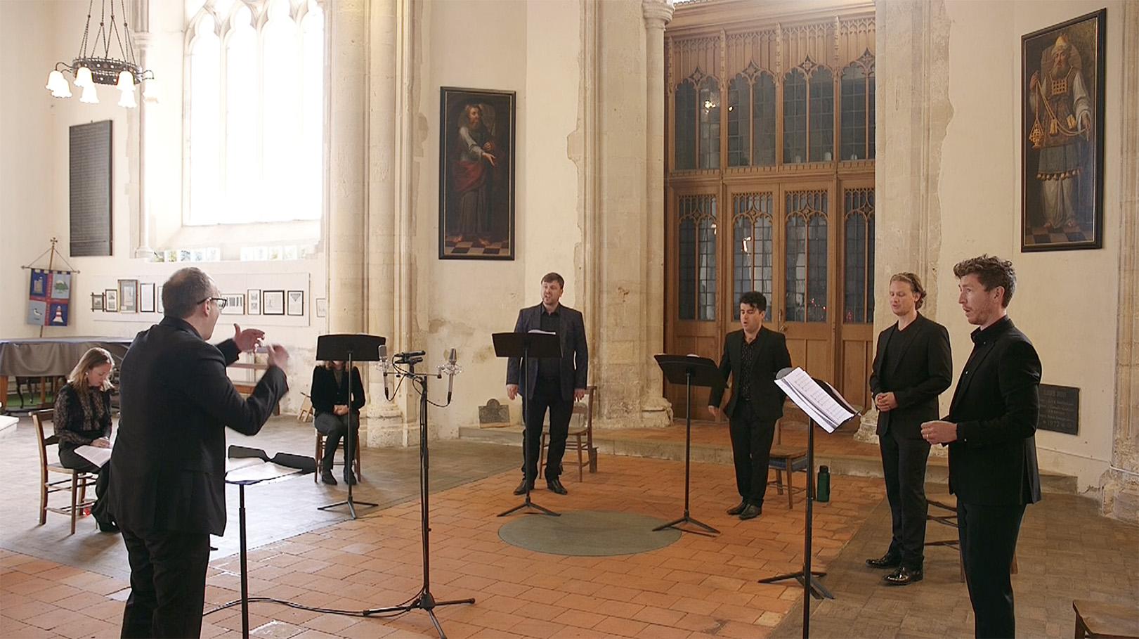 EXAUDI Musicon recording